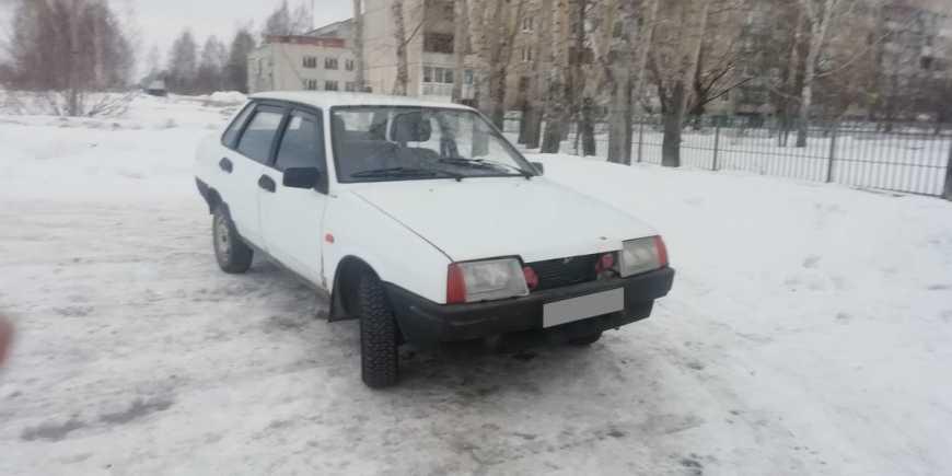 Лада 21099, 1996 год, 23 500 руб.