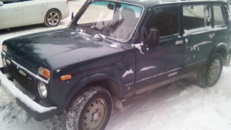 Лада 4x4 2131 Нива, 1999 год, 135 000 руб.