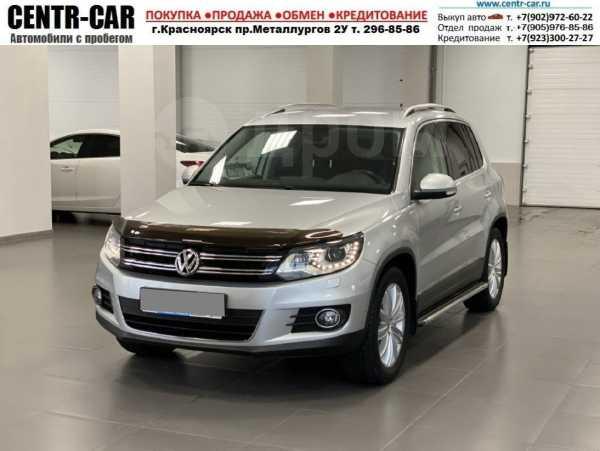 Volkswagen Tiguan, 2012 год, 890 000 руб.