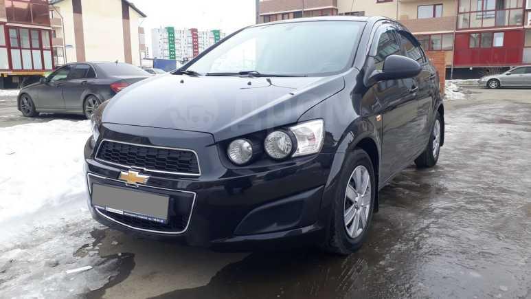 Chevrolet Aveo, 2013 год, 435 000 руб.