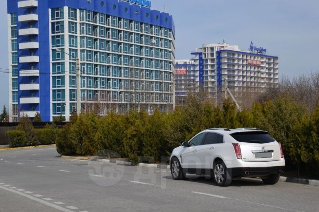 Cadillac SRX, 2012 год, 860 000 руб.