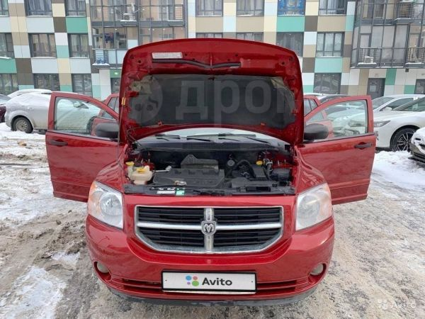 Dodge Caliber, 2006 год, 330 000 руб.