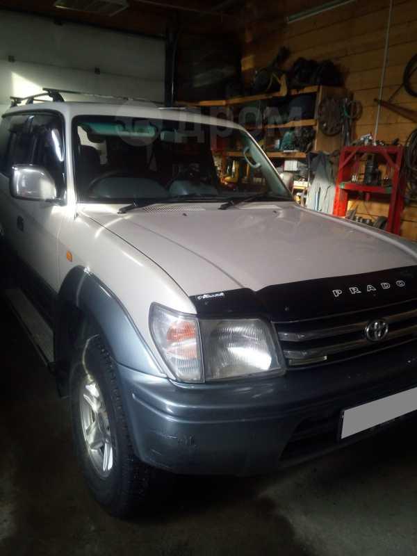 Toyota Land Cruiser Prado, 1997 год, 799 000 руб.