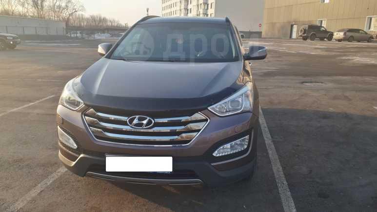 Hyundai Santa Fe, 2012 год, 1 100 000 руб.