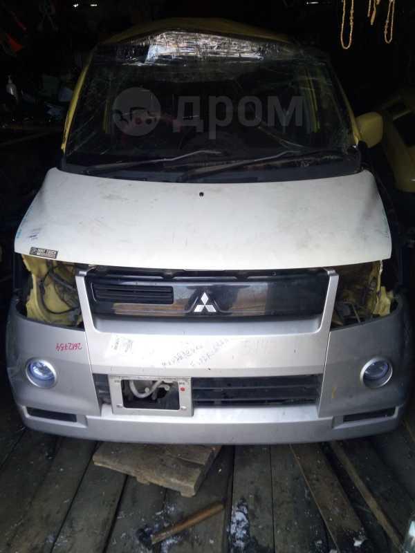 Mitsubishi eK Wagon, 2002 год, 60 000 руб.