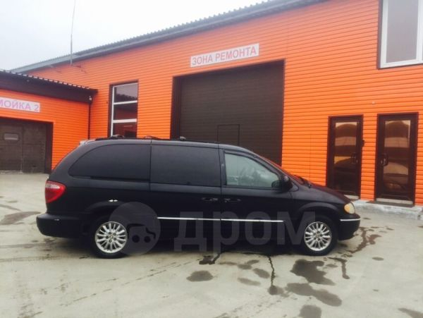Chrysler Town&Country, 2001 год, 380 000 руб.