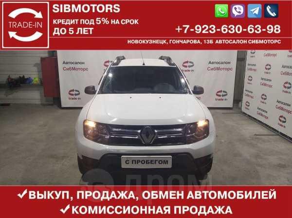 Renault Duster, 2015 год, 560 000 руб.