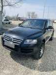 Volkswagen Touareg, 2006 год, 630 000 руб.