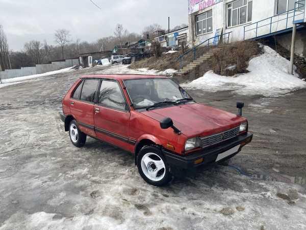 Subaru Justy, 1985 год, 30 000 руб.