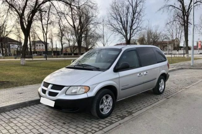 Dodge Caravan, 2001 год, 310 000 руб.