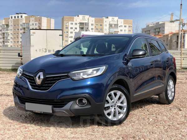 Renault Kadjar, 2016 год, 1 130 000 руб.