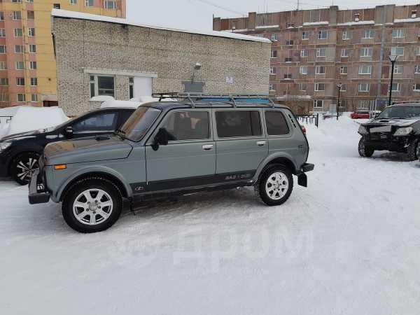 Лада 4x4 2131 Нива, 2009 год, 220 000 руб.