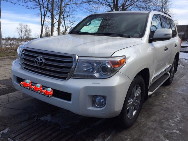 Toyota Land Cruiser, 2013 год, 2 100 000 руб.