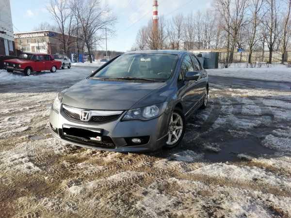 Honda Civic, 2009 год, 380 000 руб.