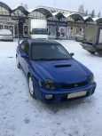 Subaru Impreza, 2002 год, 470 000 руб.