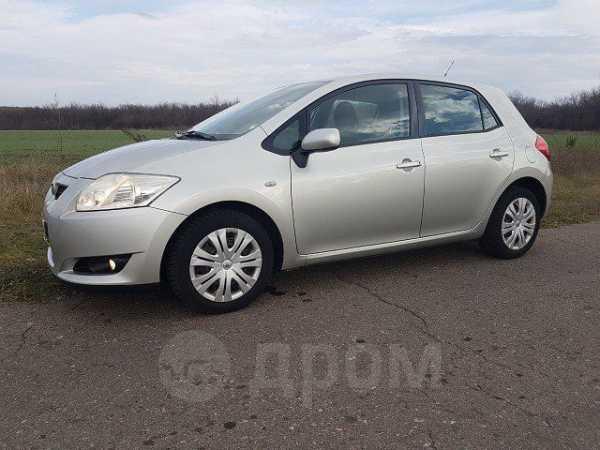 Toyota Auris, 2007 год, 399 000 руб.