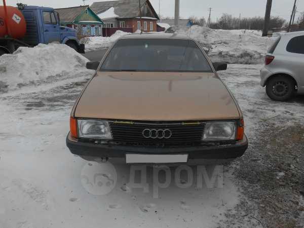 Audi 100, 1986 год, 55 000 руб.