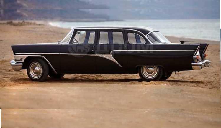 ГАЗ Чайка, 1972 год, 5 200 000 руб.