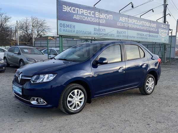 Renault Logan, 2017 год, 555 000 руб.