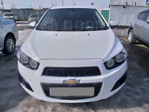 Chevrolet Aveo, 2015 год, 445 000 руб.