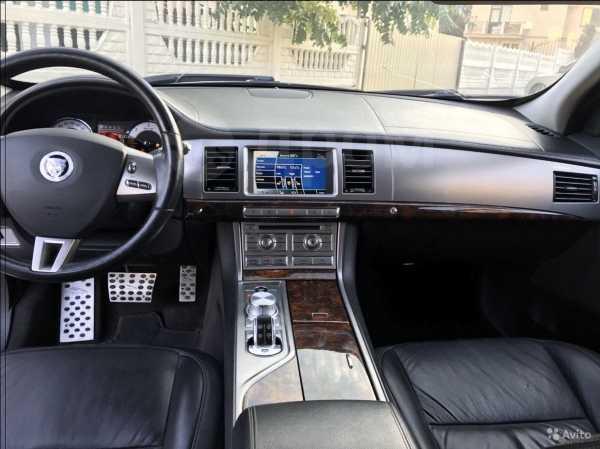 Jaguar XF, 2010 год, 580 000 руб.