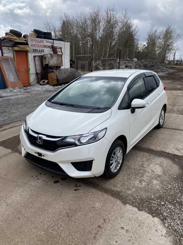 Honda Fit, 2015 год, 660 000 руб.