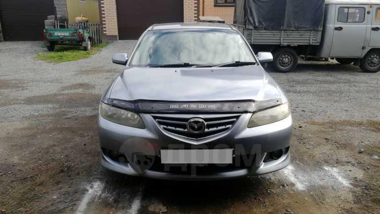 Mazda Atenza, 2002 год, 245 000 руб.