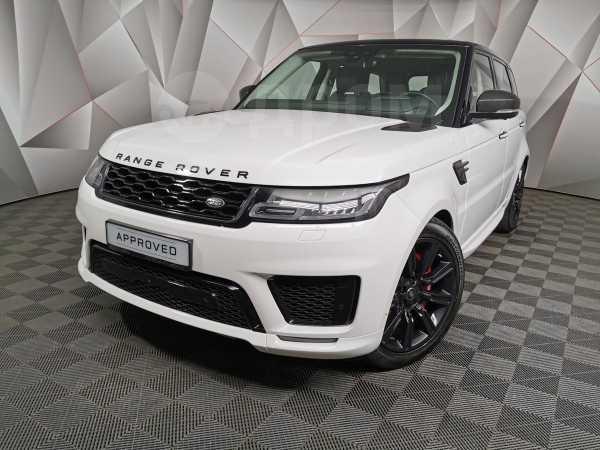 Land Rover Range Rover Sport, 2018 год, 7 339 500 руб.