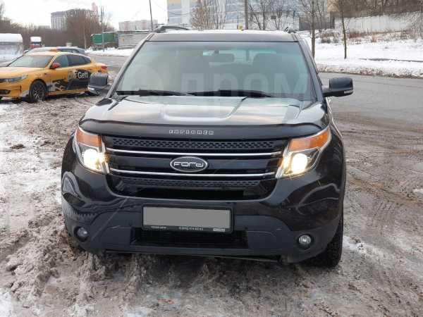 Ford Explorer, 2014 год, 1 210 000 руб.