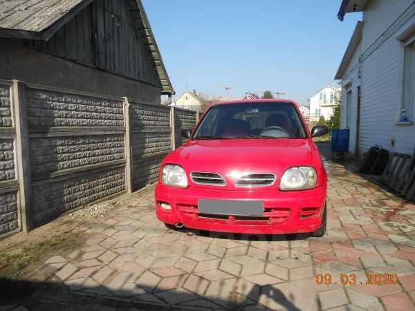 Nissan Micra, 1998 год, 150 000 руб.