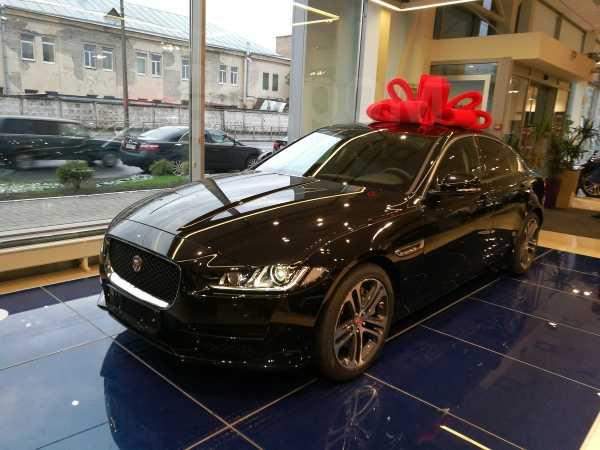Jaguar XE, 2017 год, 1 689 000 руб.
