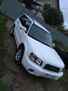 Самара Forester 2002