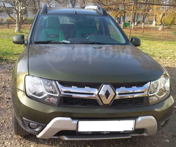 Renault Duster, 2016 год, 580 000 руб.