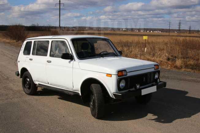 Лада 4x4 2131 Нива, 1999 год, 95 000 руб.