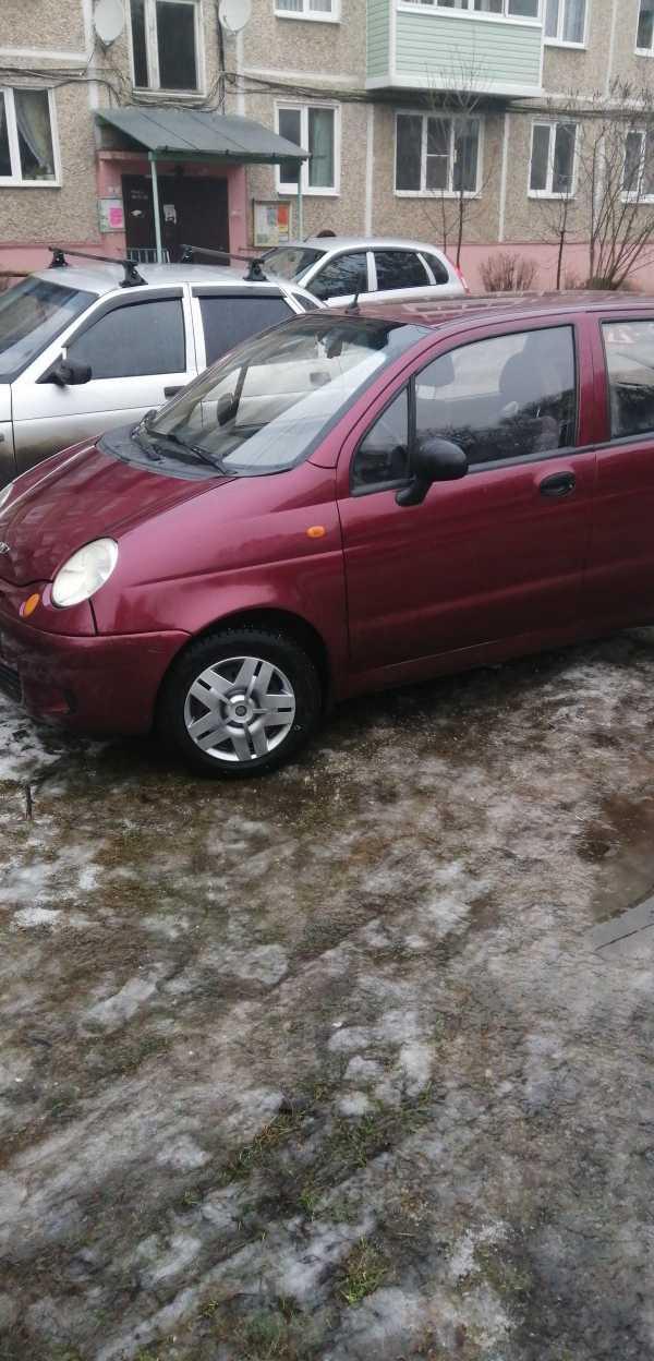 Daewoo Matiz, 2010 год, 115 000 руб.
