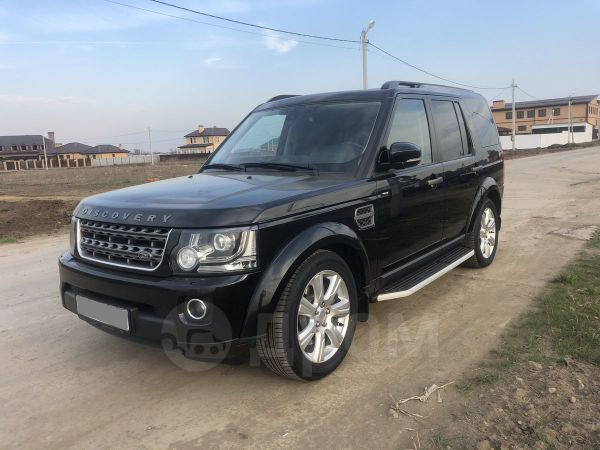 Land Rover Discovery, 2014 год, 1 899 999 руб.