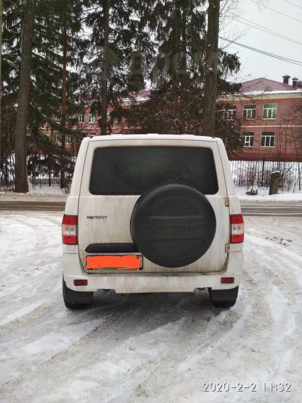УАЗ Патриот, 2017 год, 570 000 руб.