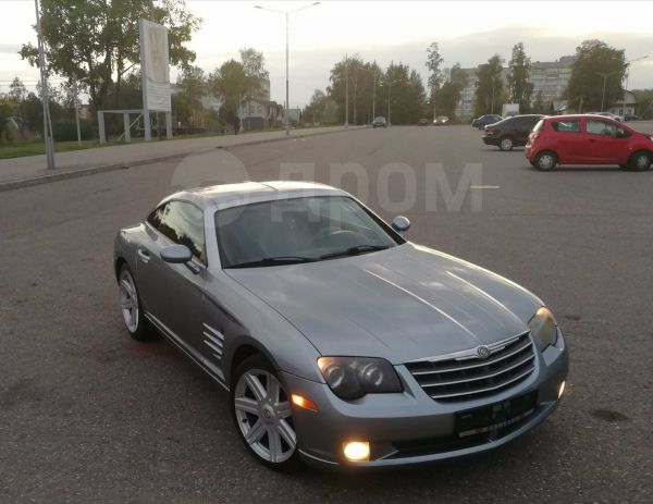 Chrysler Crossfire, 2004 год, 549 000 руб.