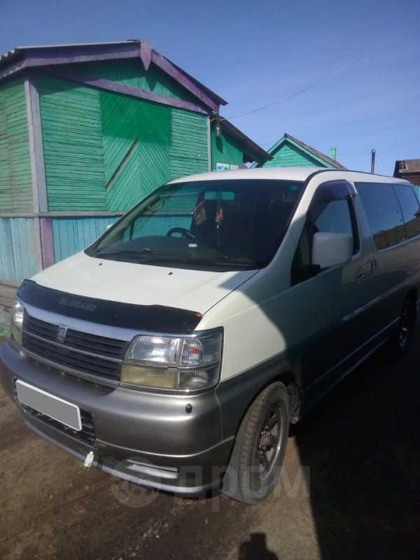 Nissan Caravan Elgrand, 1998 год, 390 000 руб.