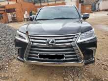 Тула Lexus LX570 2017