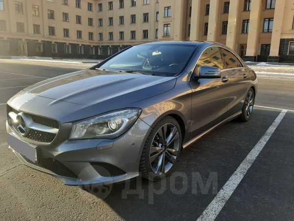 Mercedes-Benz CLA-Class, 2014 год, 990 000 руб.