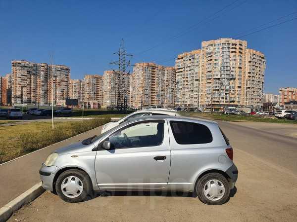 Toyota Vitz, 2002 год, 160 000 руб.