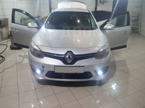 Renault Fluence, 2013 год, 435 000 руб.