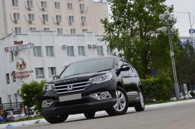Honda CR-V, 2012 год, 1 111 000 руб.