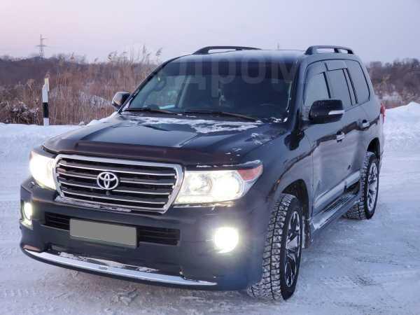 Toyota Land Cruiser, 2012 год, 2 390 000 руб.