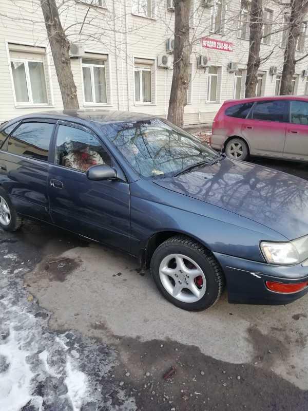 Toyota Corona SF, 1994 год, 160 000 руб.