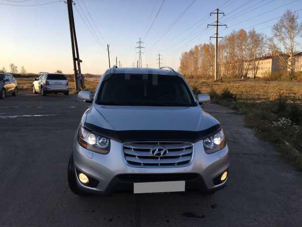 Hyundai Santa Fe, 2011 год, 777 000 руб.