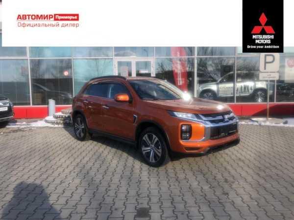Mitsubishi ASX, 2020 год, 1 871 000 руб.