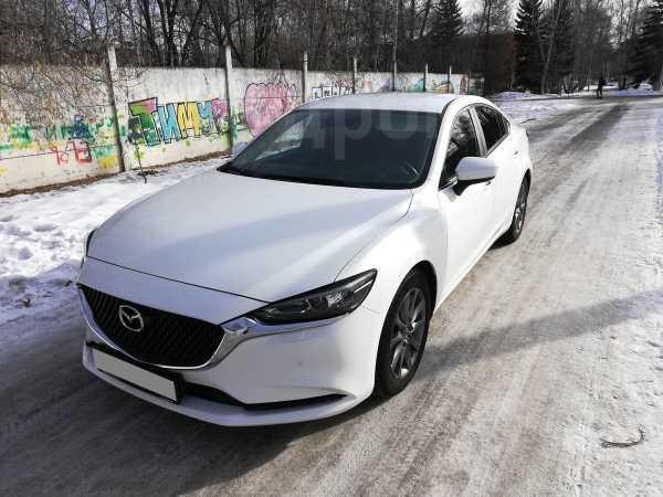 Mazda Mazda6, 2019 год, 1 460 000 руб.