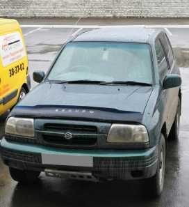 Братск Suzuki Escudo 1999